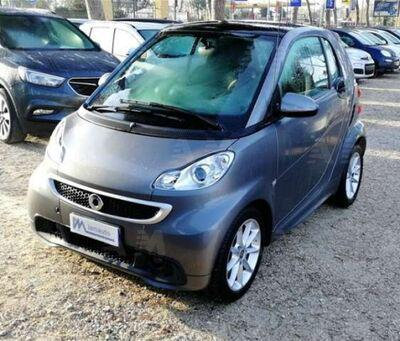 Smart fortwo electric drive coupé usata a roma -