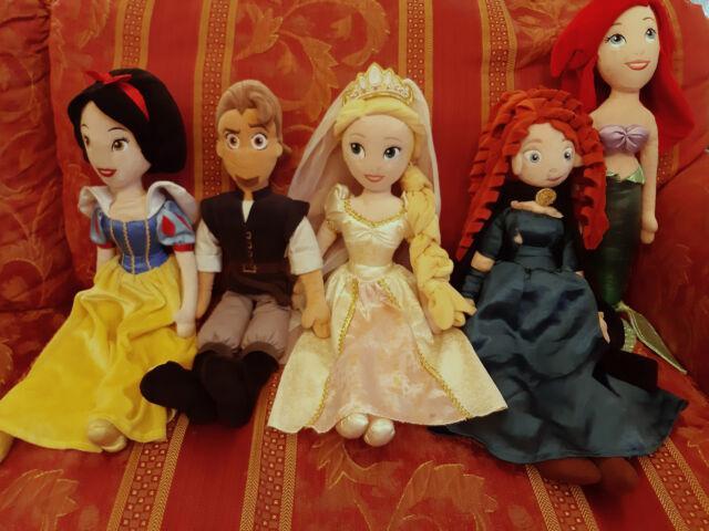 Bambole disney pezza collezione originali
