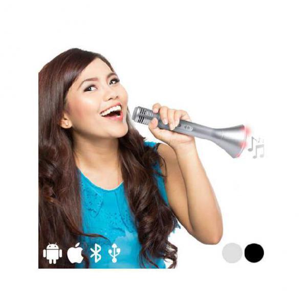 Altoparlante bluetooh portatile con microfono 3w 145323