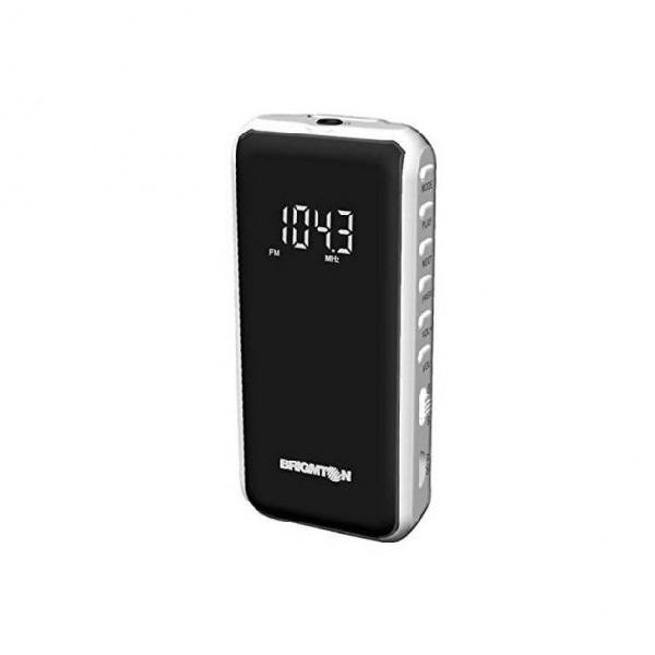 Radio portatile digitale brigmton bt124