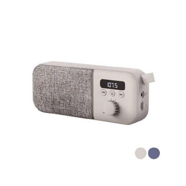 Radio portatile digitale energy sistem fabric box fm 1200
