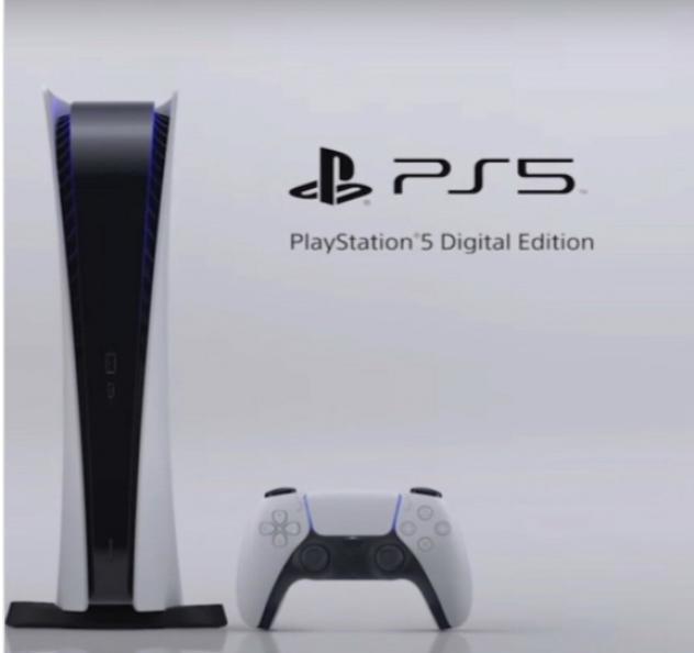 Sony playstation 5 versione disco 825 gb nuovo
