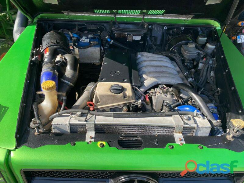 Mercedes Benz G300D 177PS TD Cabrio Edition 3