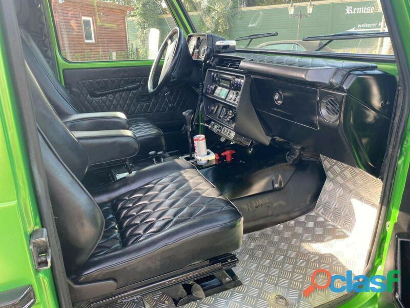 Mercedes Benz G300D 177PS TD Cabrio Edition 2