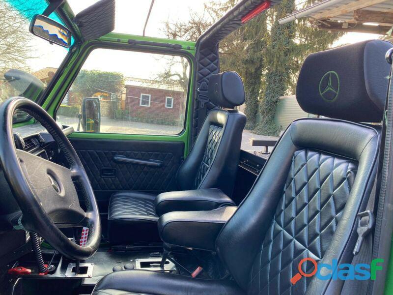Mercedes Benz G300D 177PS TD Cabrio Edition 1