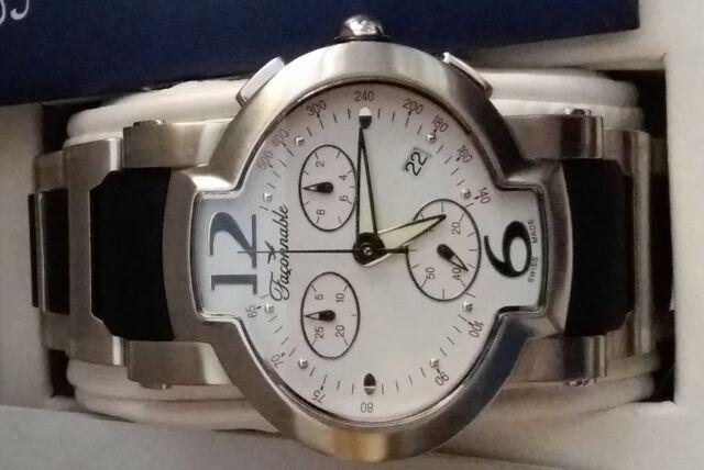 Orologio cronografo nuovo faconnable hydra