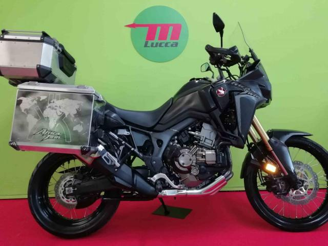 Africa twin dct abs travel edition (2016 - 17)