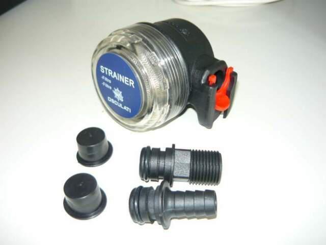 Filtro acqua pompa autoclave