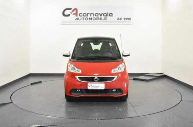 Smart fortwo 1000 52 kw mhd coupe' - 79.040 km - 1
