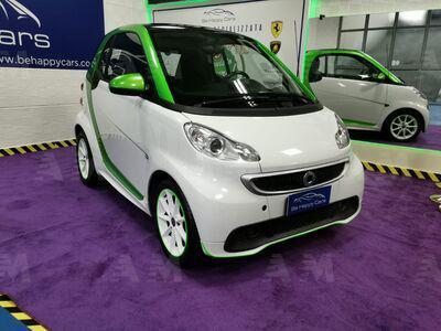 Smart fortwo electric drive sale&care coupé usata a