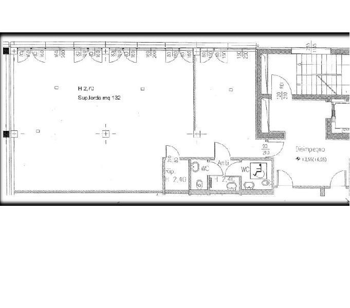 Uffici in affitto a roncade varie metrature rif. uf-96 roncade - negozi e attivita' commerciali