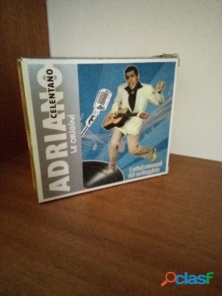 Adriano celentano cd cofanetto