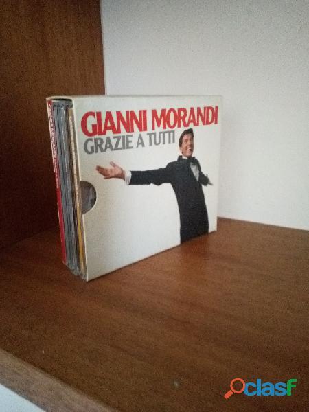 Gianni morandi cd cofanetto