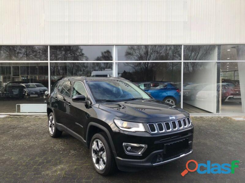 2018 jeep compass limited i 4wd android auto pelle
