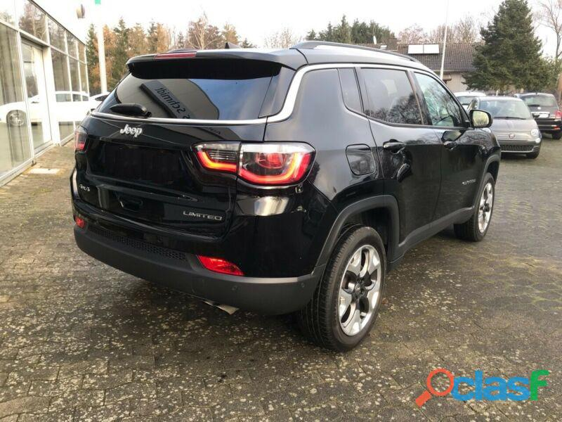 2018 Jeep Compass Limited I 4WD Android Auto Pelle 1