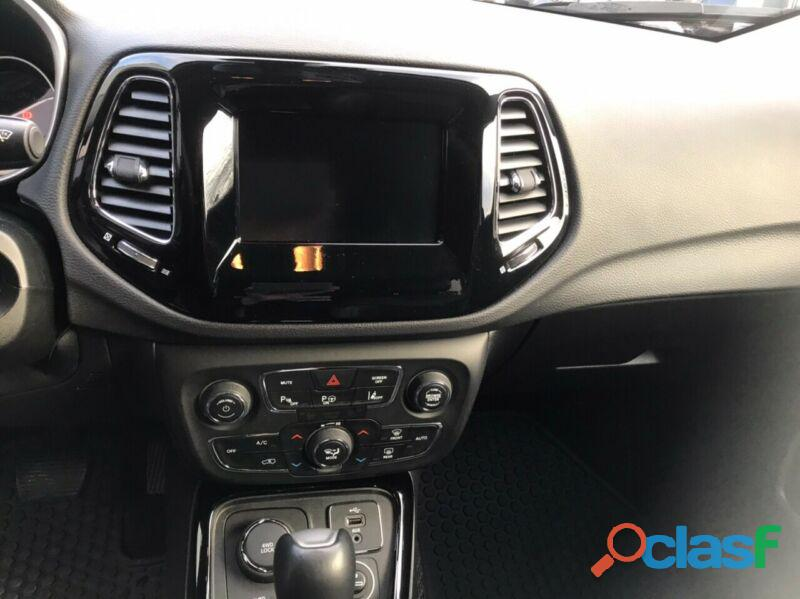 2018 Jeep Compass Limited I 4WD Android Auto Pelle 2