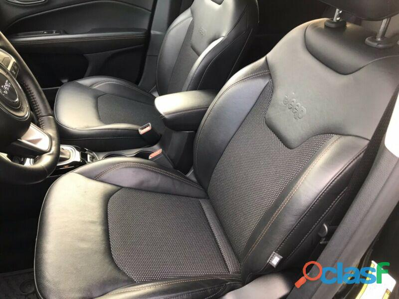 2018 Jeep Compass Limited I 4WD Android Auto Pelle 3