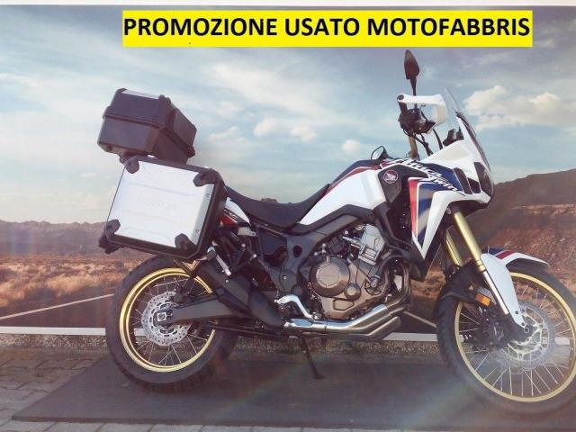 Africa twin crf 1000 l (2016 - 17)