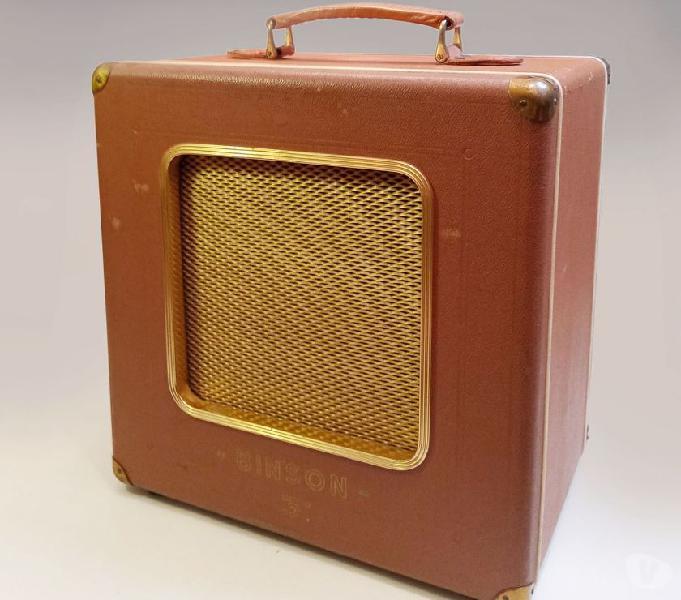 Amplificatore vintage binson fine anni '50 milano - strumenti musicali in vendita