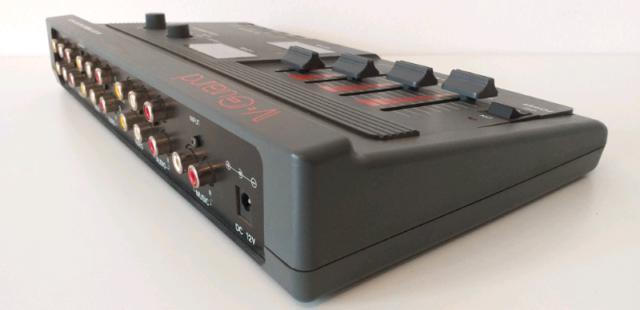 Mixer audio/video v-guard 203