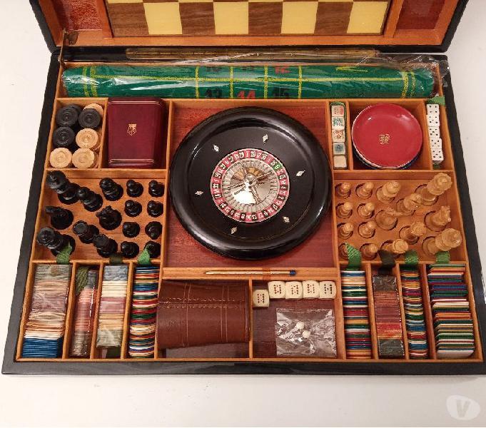 Valigetta per giochi dal negro milano