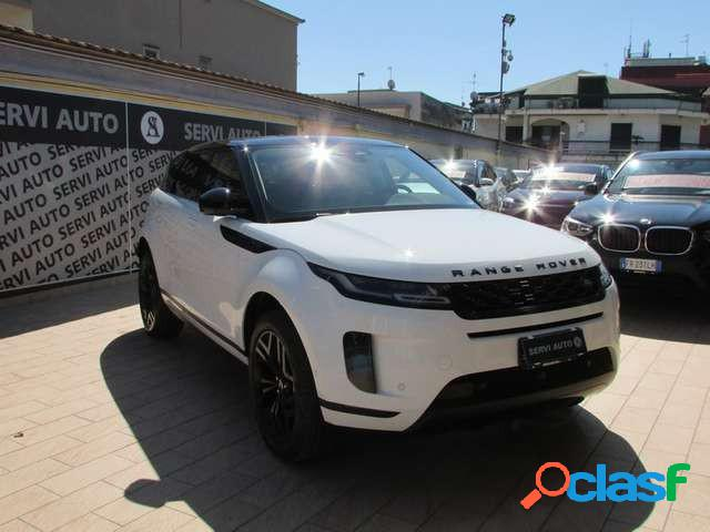 Land rover range rover evoque elettrica-diesel in vendita a casoria (napoli)