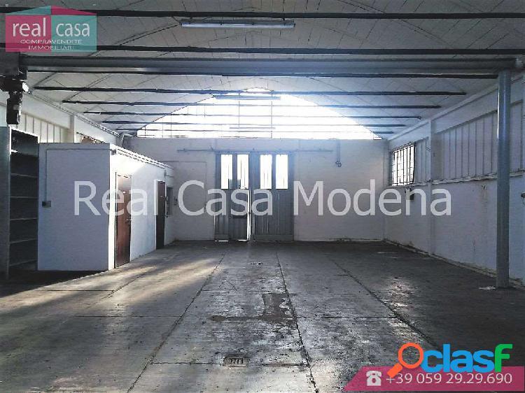 Affitto capannone, magazzino a modena est