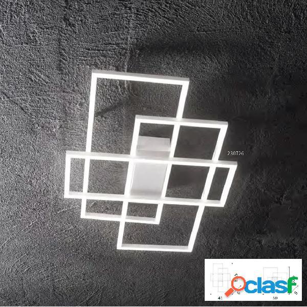 Lampada soffitto frame led