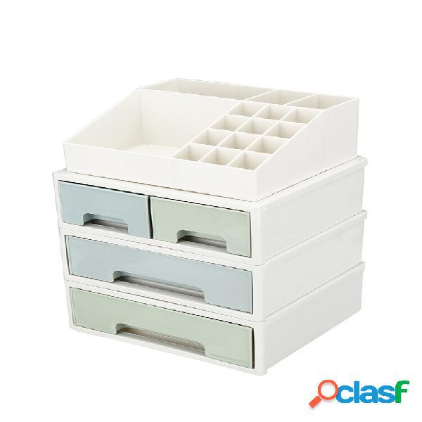 Cassetto di plastica cassetto di stoccaggio per desktop deposito detriti scatola