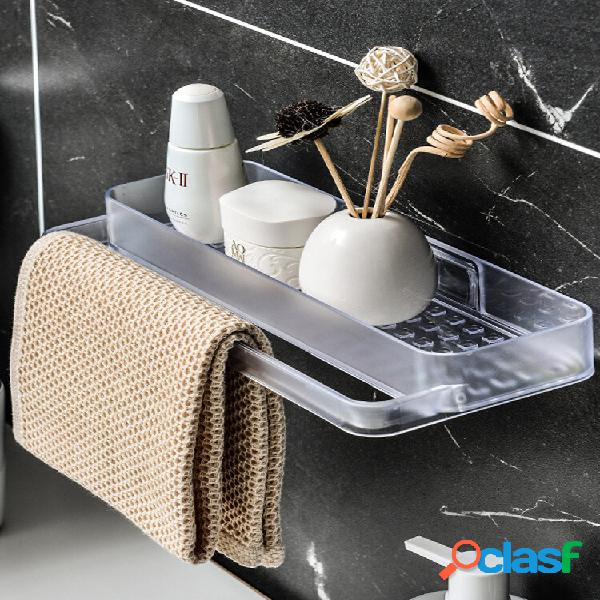 Cucina bagno organizzatore portaoggetti a muro porta asciugamani porta spazzolino