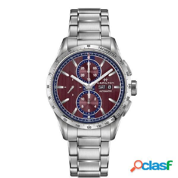 Hamilton orologio uomo cronografo automatico collezione broadway mod. h43516171