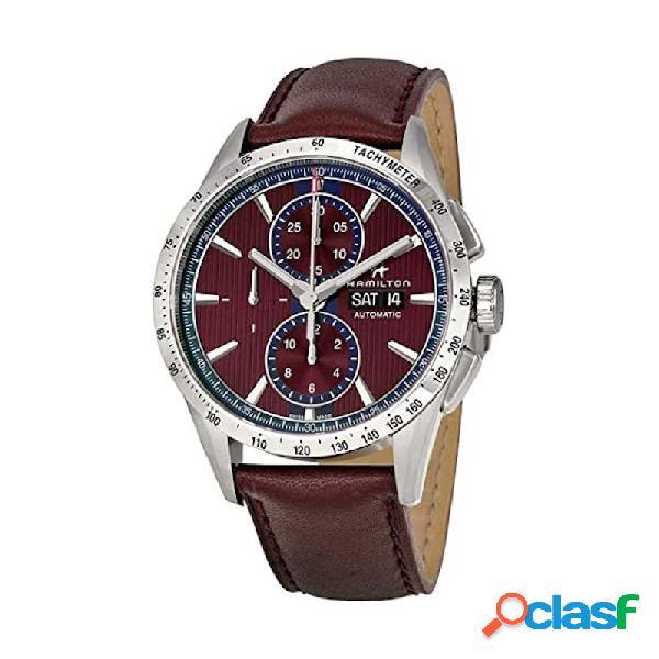Hamilton orologio uomo cronografo automatico collezione broadway mod. h43516871