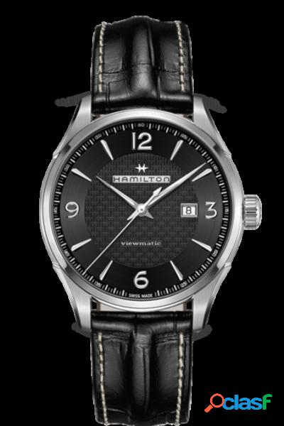 Orologio uomo Hamilton Jazzmaster a ricarica automatica mod. H32755731