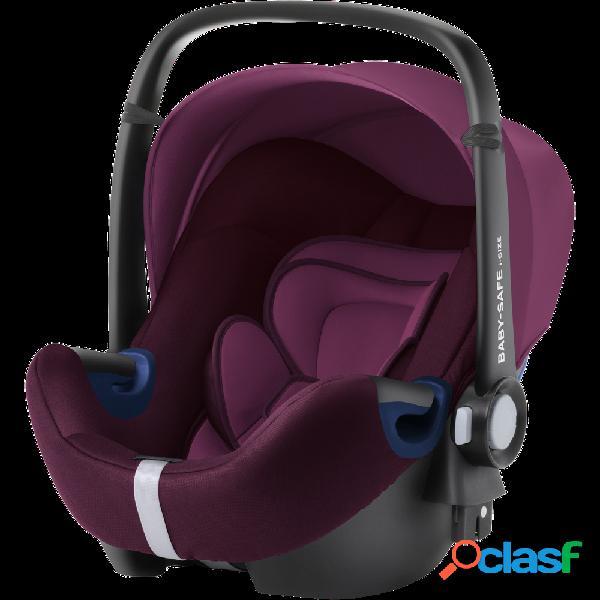 Seggiolino auto britax romer baby-safe 2 i-size burgundy red