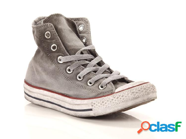 Converse chuck taylor all star high canvas ltd op white smoke in, 41, 41½, 42, 42½, 43, 44, 45 neronoirnero