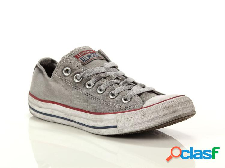 Converse chuck taylor all star ox canvas ltd optical white smoke in, 36, 36½, 37, 37½, 38, 39, 40, 41, 41½, 42, 42½, 43, 44, 45 neronoirnero