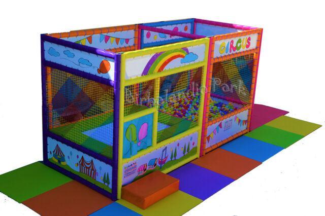 Giochi gonfiabili per bambini playground tappeti elastici