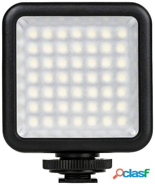 Dörr vl-49 lampada fotografica led per video numero di led=49