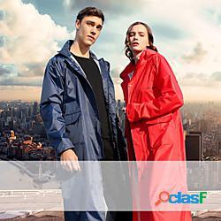 Giacca impermeabile da donna iclosam giacca antipioggia leggera impermeabile giacca a vento attiva all'aperto lightinthebox