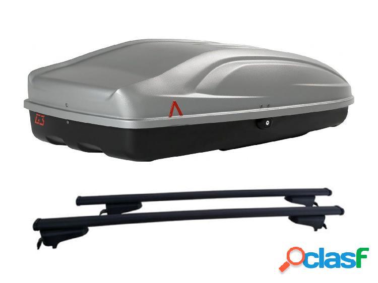 Box baule auto + barre tetto per audi 100 set vano portabagagli