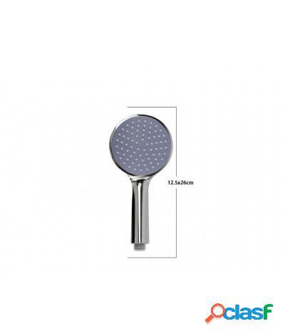 Soffione doccia 12.5x26 cm doccetta monogetto e-69095