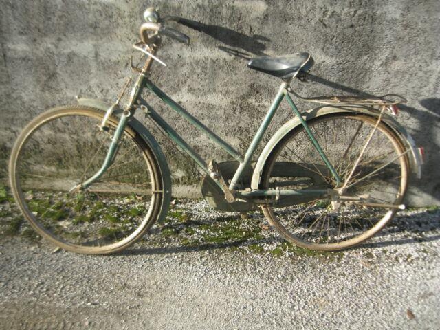 Bicicletta cinese d' epoca