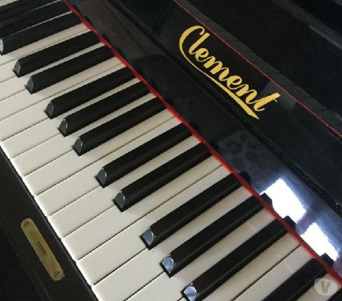 Pianoforte acustico verticale clement carugate - strumenti musicali in vendita
