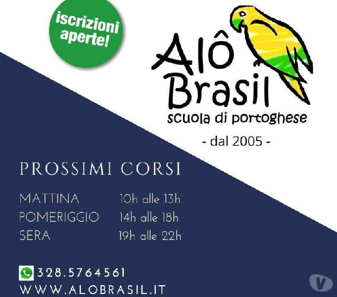 Portoghese brasiliano roma - corsi di lingua