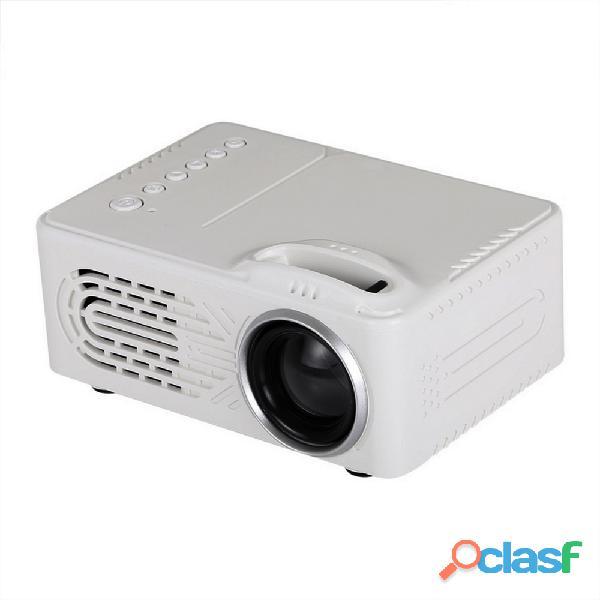Mini proiettore portatile per film a casa e karaoke 1