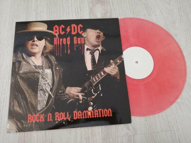 "Ac/dc - ""rock n roll damnation"" - live belgium 2016 - made"