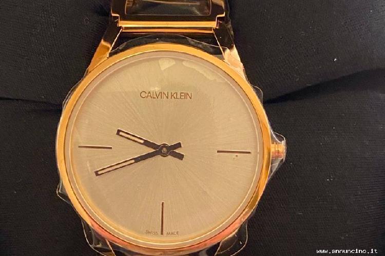 Calvin klein stately, nuovo, € 190.00, italia