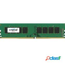 Crucial memoria ddr4 8 gb pc2400 mhz (1x8) (ct8g4dfs824a) - crucial