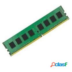 Kingston memoria ddr4 8 gb pc2400 mhz (1x8) (kvr24n17s8/8) - kingston
