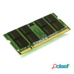 Kingston memoria so-ddr3 8 gb pc1600 mhz (kvr16ls11/8) - kingston